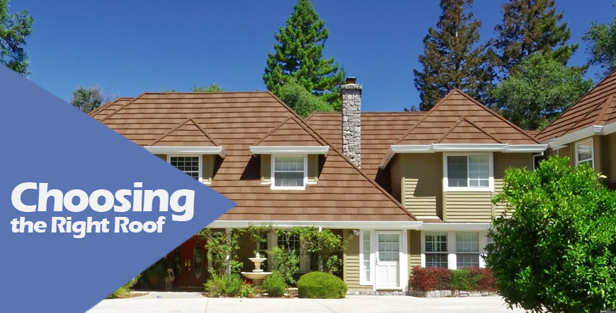 Choosing The Right Roofing Materials Charles Martin